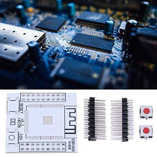 Conjunto de Placa adaptadora ESP-32S Módulo convertidor de Tablero de Clavijas de...