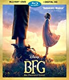 The BFG (BD + DVD + Digital HD) [Blu-ray] Mark Rylance (Actor), Ruby Barnhill (Actor), Steven Spielberg (Director) Rated: PG Format: Blu-ray