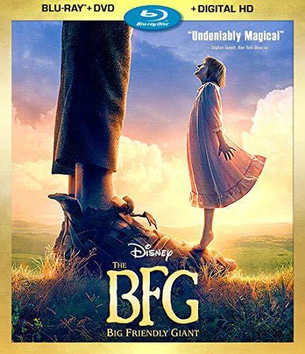 The BFG (BD + DVD + Digital HD) [Blu-ray]