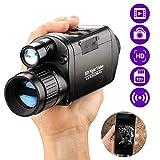 Upgrade Night Vision Scope Digital Infrared HD Night Vision Monocular Full Darkness Night
