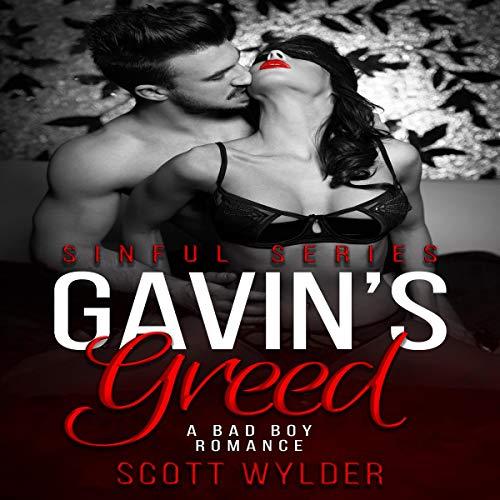 Gavin's Greed audiobook cover art