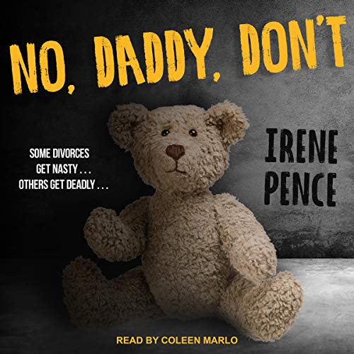 No, Daddy, Don't audiobook cover art