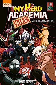 My Hero Academia Edition simple Tome 24
