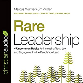 Rare Leadership cover art