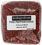JustIngredients Essential Granos de Pimienta Rosa 100 gr