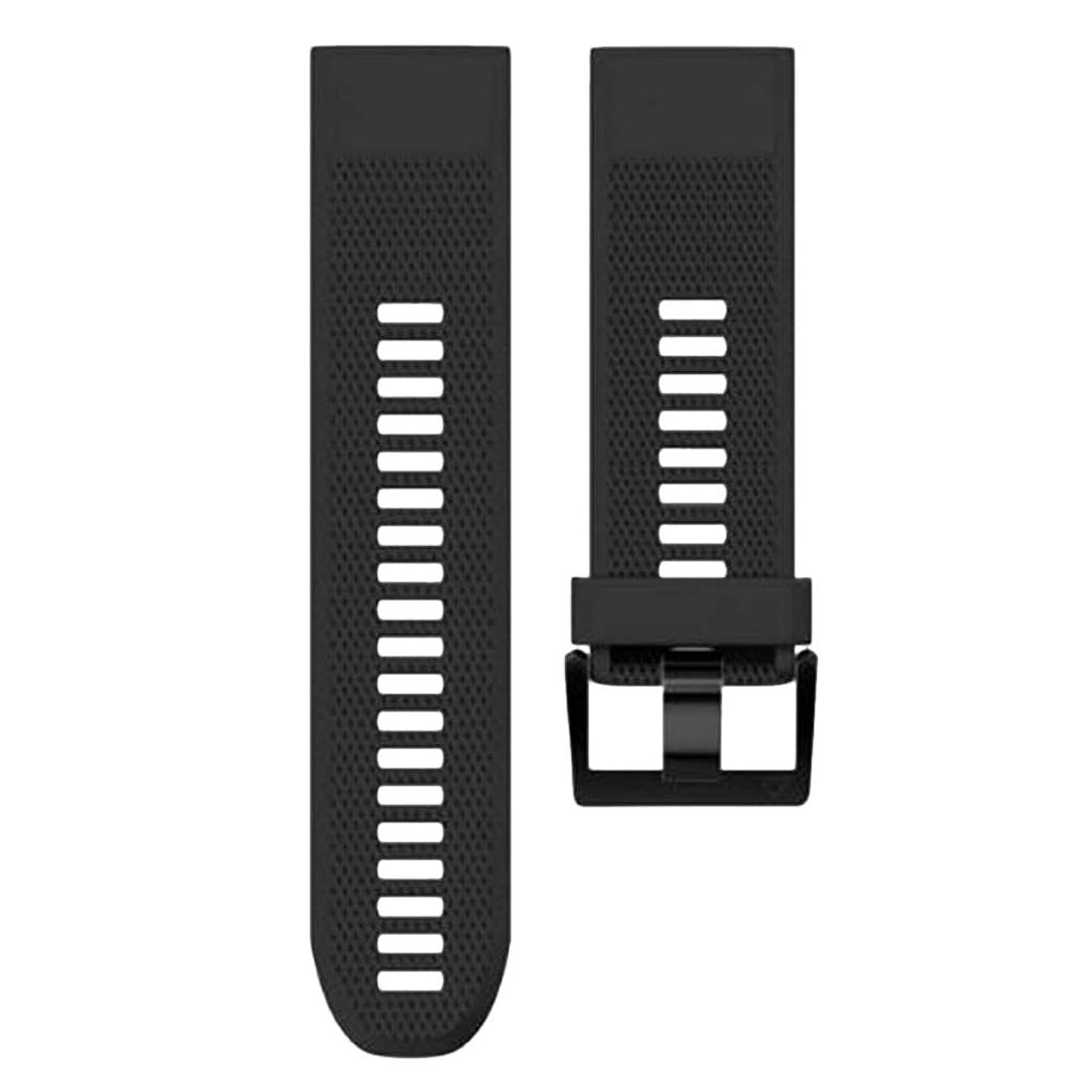シェルター来て愛するガーミンフェニックス5Sのファッション耐久性のある交換スポーツTPUスマートブレスレットリストバンドストラップベルト