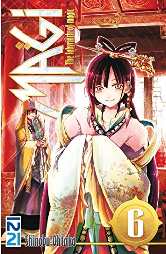Magi - The Labyrinth of Magic - tome 06