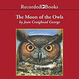The Moon of the Owls audiobook cover art