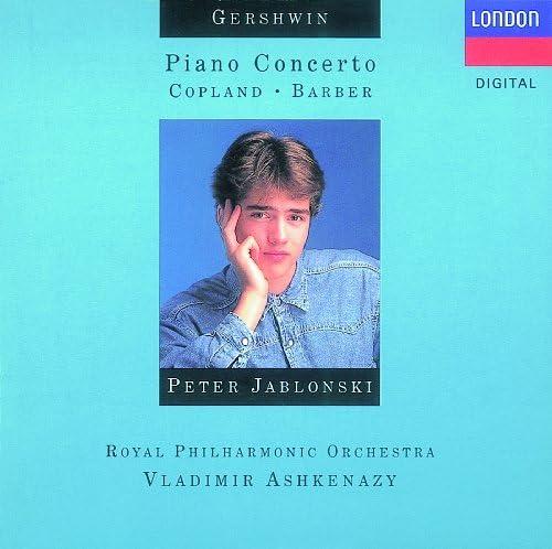 Peter Jablonski, Royal Philharmonic Orchestra & Vladimir Ashkenazy