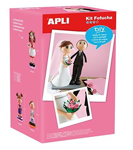 Apli Paper Ref. 13849 Kit Fofuchas Novios