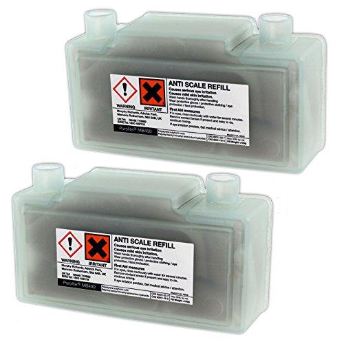 EDBS920U Electrolux-Filtro a cartuccia per ferri da stiro a vapore, confezione da 2 pezzi