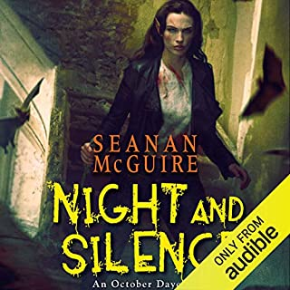 Night and Silence     October Daye, Book 12              Written by:                                                                                                                                 Seanan McGuire                               Narrated by:                                                                                                                                 Mary Robinette Kowal                      Length: 11 hrs and 28 mins     8 ratings     Overall 4.8