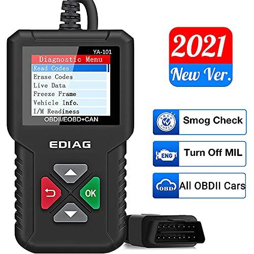 EDIAG Car OBD2 Scanner YA-101 Car Code Reader for Check Engine...