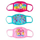 Youth JoJo Siwa Reusable Face Masks (12-Pack)
