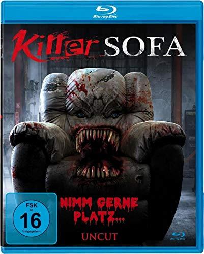 Killer Sofa - Nimm gerne Platz... (uncut) [Blu-ray]