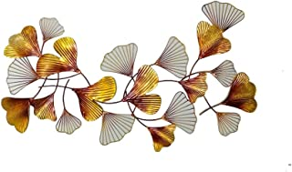 DOWNY DECOR Metal home decor wall Leafs .iron wall hanging Art Sculpture, metal,Metal Abstract Official Decore Home and Li...