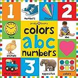 BRIGHT BABY BIG BOARD BKS COLO - Priddy Books