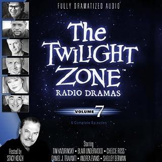 The Twilight Zone Radio Dramas, Volume 7 cover art