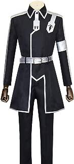 HOLRAN Sword Art Online Alicization Cosplay Kirigaya Kazuto Kirito Costume SAO Halloween Full Set Suit Jacket