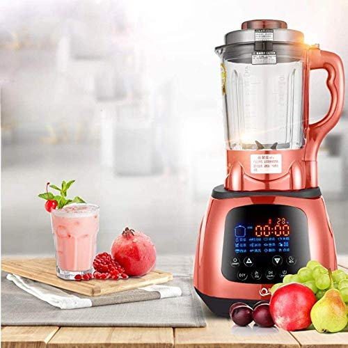 Volautomatische Multifunctionele Nieuwe Voice Wall Breaker Home Verwarming Sojamelk Gezondheid Babyvoeding Supplement Blender Fruit Juicer