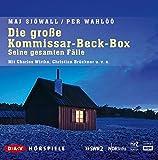 Die große Kommissar-Beck-Box – Seine gesamten Fälle: Hörspiele mit Charles Wirths