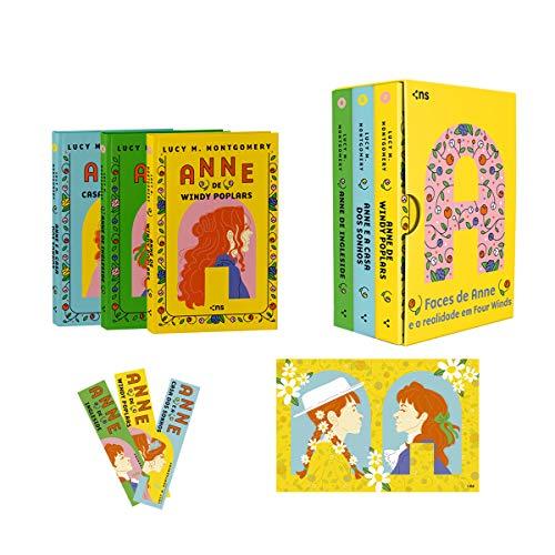 Box Faces de Anne e a realidade em Four Winds: Edição de Luxo + Fitilho + Pôster