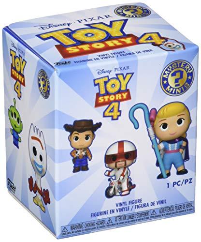 Funko Mystery Minis: Disney Toy Story 4 Vinyl Figure (One Mystery Figure)