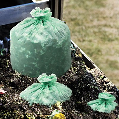Stout - Ecosafe-6400 Compostable Compost Bags .85Mil 48 X 60 Green 30/Box quot;Product Category: Breakroom and Janitorial/Waste Receptacle Linersquot;