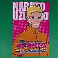 うずまきナルトBORUTO-NARUTO THE MOVIEポストカード ホビーグッズ