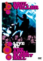 Paul Weller: Live at the Royal Albert Hall [DVD] [Import]