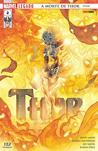 A morte de Thor - volume 2