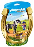 PLAYMOBIL Granja de Ponis Playset (6970)