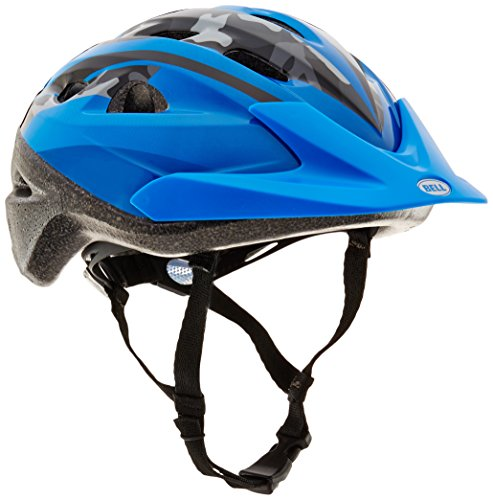 Bell 7063277 Child Rally Helmet, Blue Camo Indiana