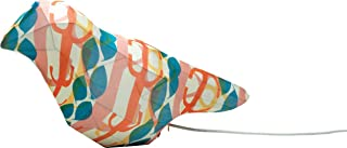 Alessi PP01 2 I love animals: Cillirose lamp made of painted stretch fabric with a structure - steel. Interchangeable cove...
