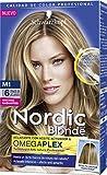 Schwarzkopf Nordic Blonde - Tono M1 Mechas Radiantes Permanentes - 1 unidad