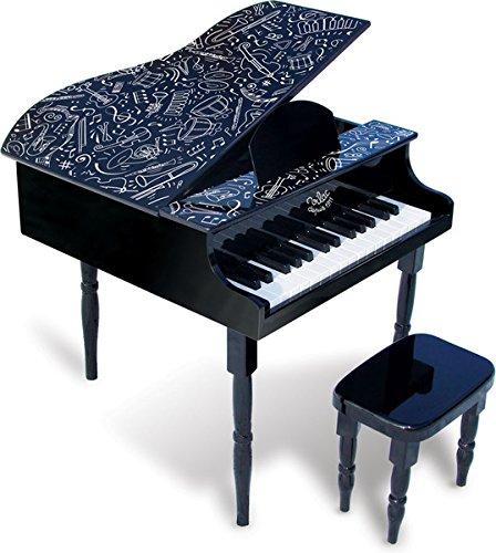Vilac Flügel und Klavierstuhl (60 cmx50cm x52cm)