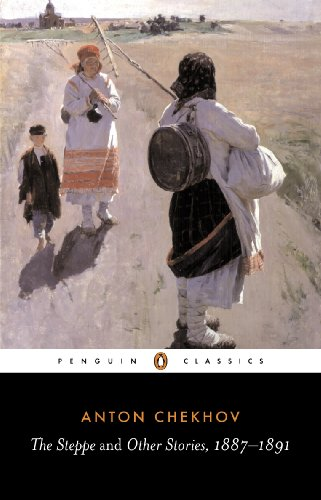 The Steppe and Other Stories, 1887-91 (Penguin Classics) (English Edition)