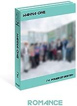 Wanna One - [1öö=1 Power of Destiny] Romance Version CD+Photobook+Sticker+Photocard+Sticker+Free Tracking