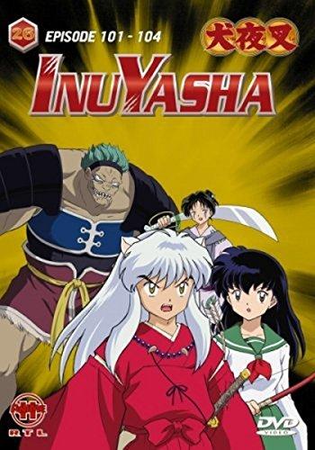 Inu Yasha Vol.26 - Episode 101-104