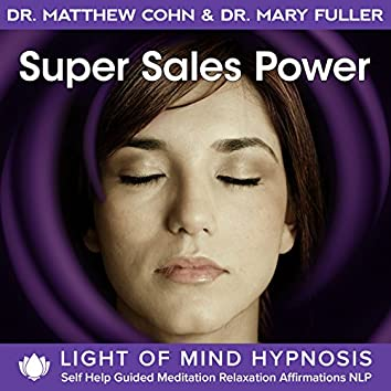 Super Sales Power Light of Mind Hypnosis Self Help Guided Meditation Relaxation Affirmations NLP
