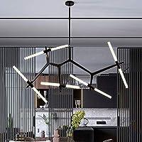 MTCGH シャンデリア、ペンダントライト、天井ランプ、Ledハンギングライト、埋め込み型スタディシャンデリア
