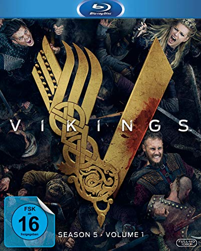 Vikings - Season 5.1 [Blu-ray]