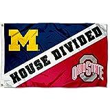 College Flags & Banners Co. Michigan vs. Ohio...