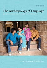 By Harriet J. Ottenheimer - The Anthropology Of Language: An Introduction to Linguistic Anthropology (3rd Revised edition) (1.1.2012)