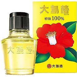 酸化しにくい椿油100%のピュアオイル 大島椿 椿油