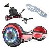 FUNDOT Hoverboards mit Sitz, Hoverboards mit Hoverkart, Go Kart...