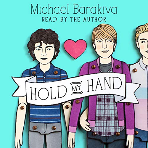 Hold My Hand audiobook cover art
