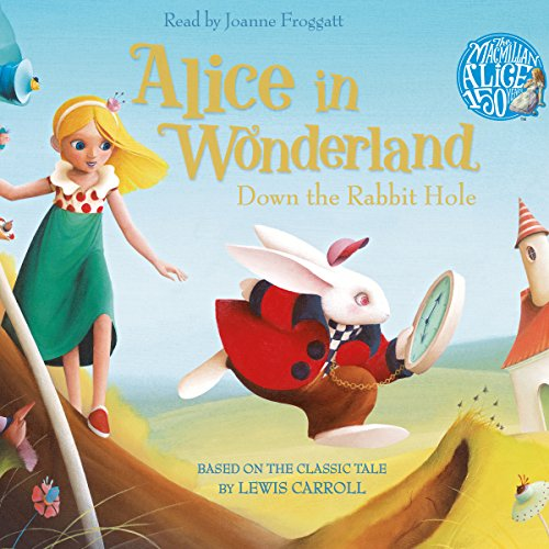 Alice in Wonderland: Down the Rabbit Hole cover art