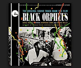 BLACK ORPHEUS - vinyl lp. THE ORIGINAL SOUND TRACK FROM THE FILM - ORFEU NEGRO - STARRING MARPESSA DAWN AND BRENO MELLO