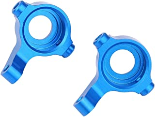【𝐇𝐚𝐩𝐩𝒚 𝐍𝐞𝒘 𝐘𝐞𝐚𝐫 𝐆𝐢𝐟𝐭】Aluminum Alloy Lightweight 2PCS/Set RC Steering Hub, RC Parts, for WL-toys A959 A969 ...